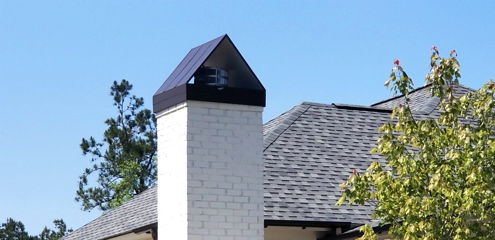 Chimney Cap Installation By Southern Sweeps Chimney Caps
