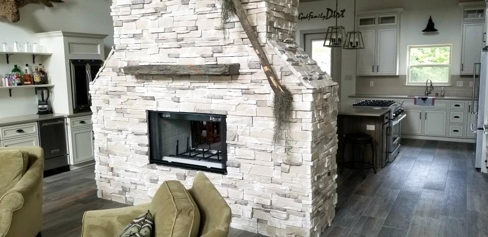 Gas Log Fireplaces | Fireplace Installation Fireplace Installer