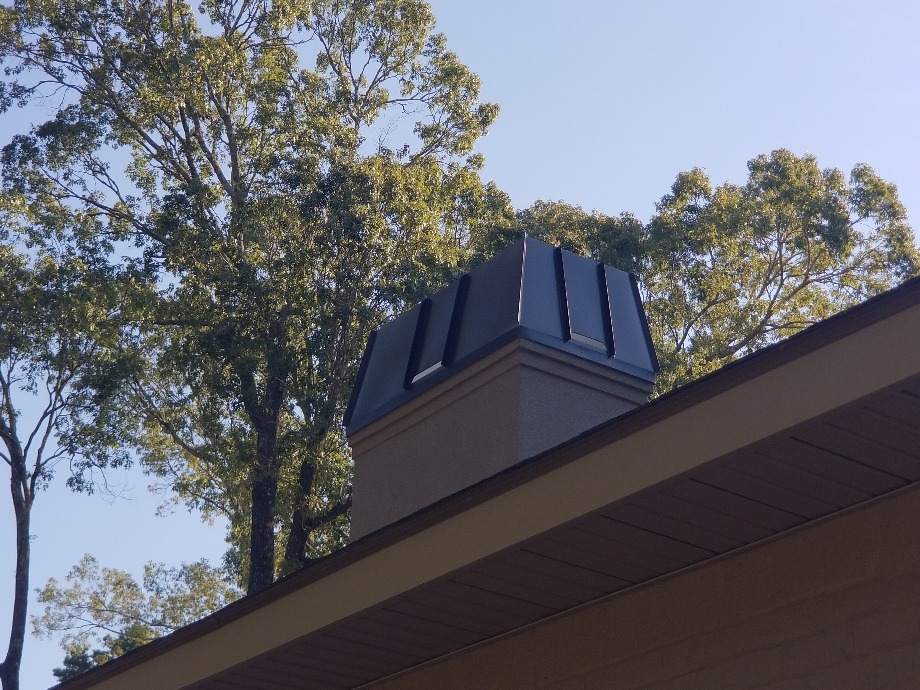 Chimney Cap Design By Southern Sweeps Chimney Caps