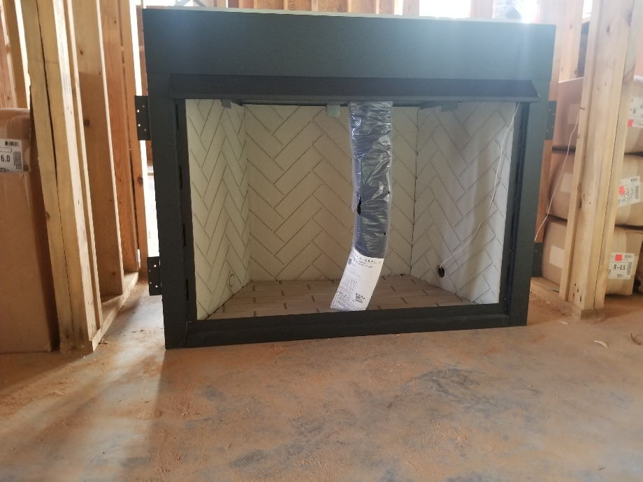 Fireplace insert install  Pearl River County, Mississippi  Fireplace Installer