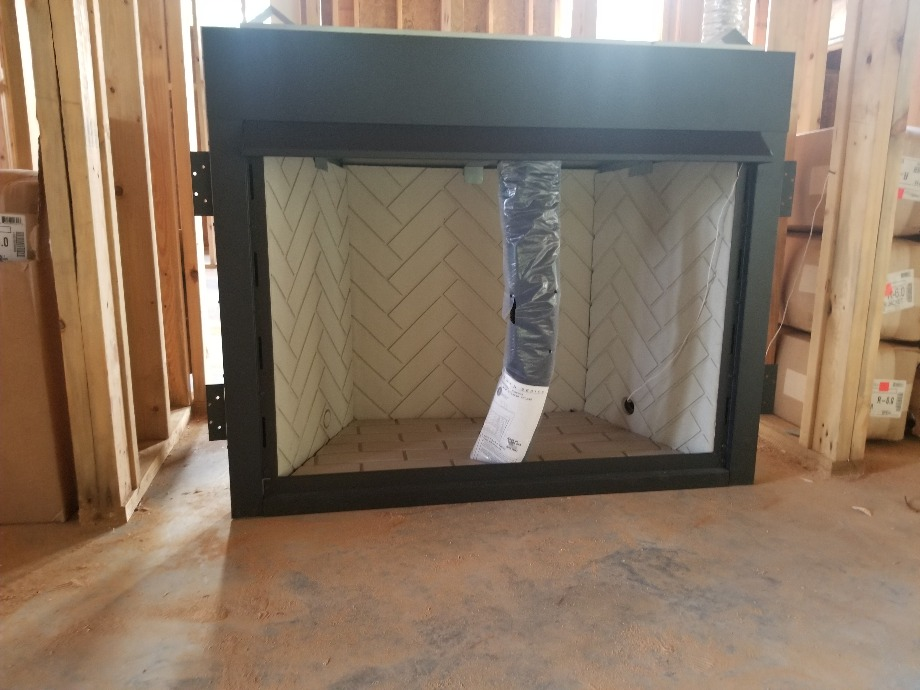 Fireplace insert install Fireplace Installer