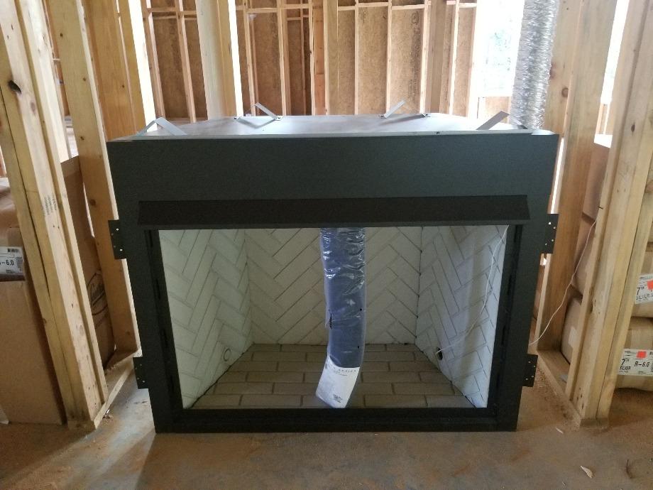 Fireplace insert install Fireplace Installer