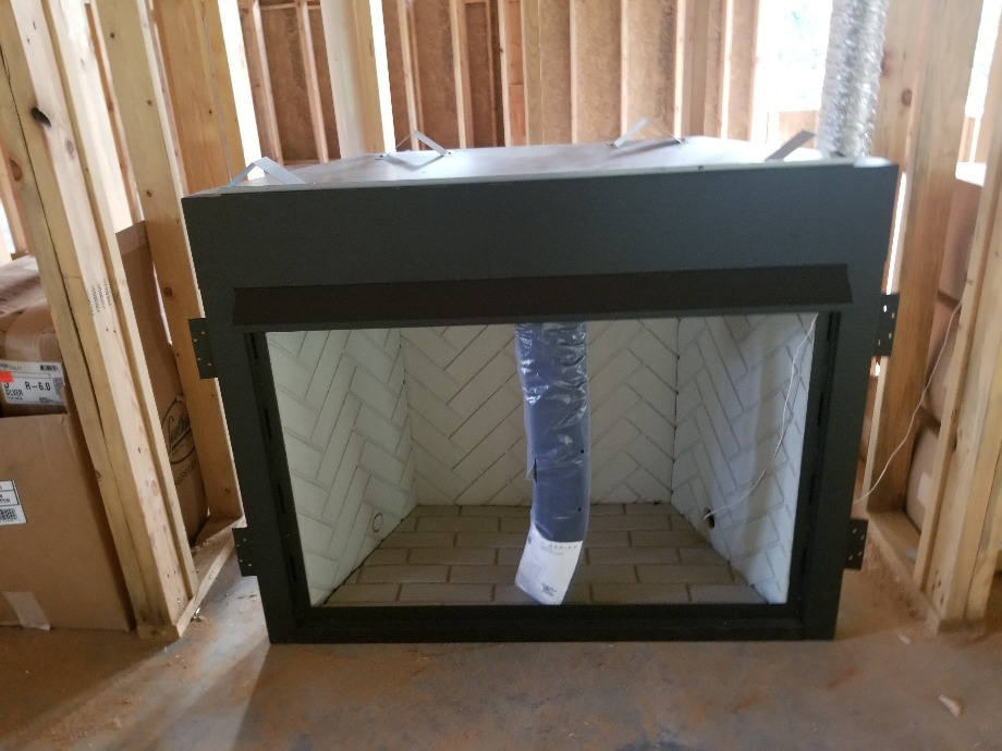 Fireplace insert install  George County, Mississippi  Fireplace Installer