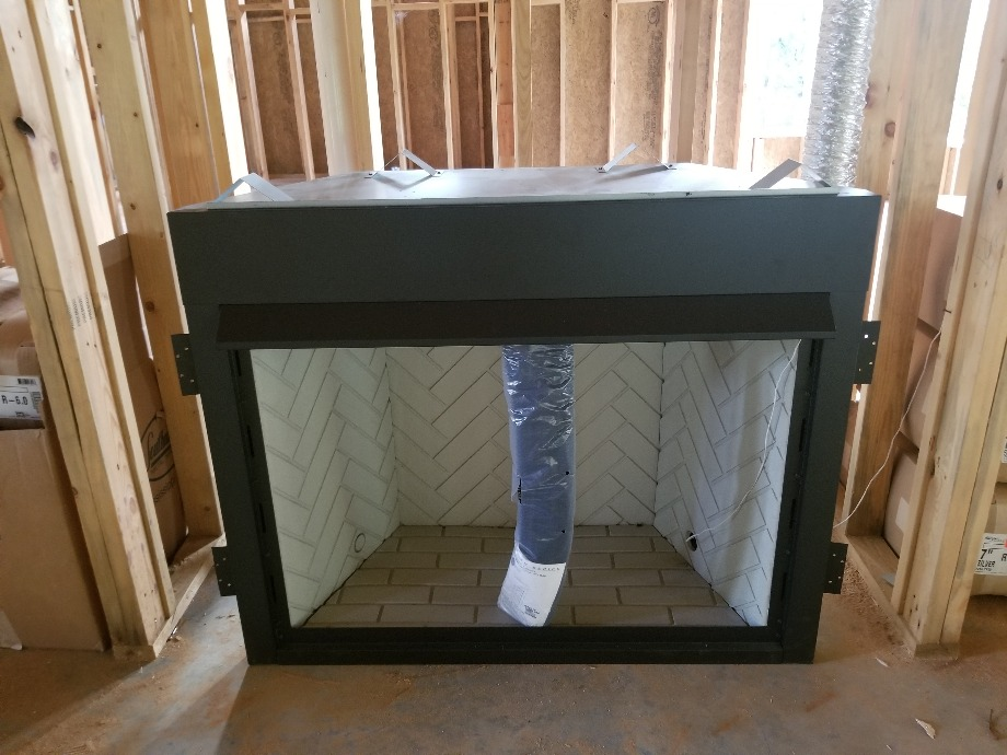 Fireplace insert install  Covington County, Mississippi  Fireplace Installer