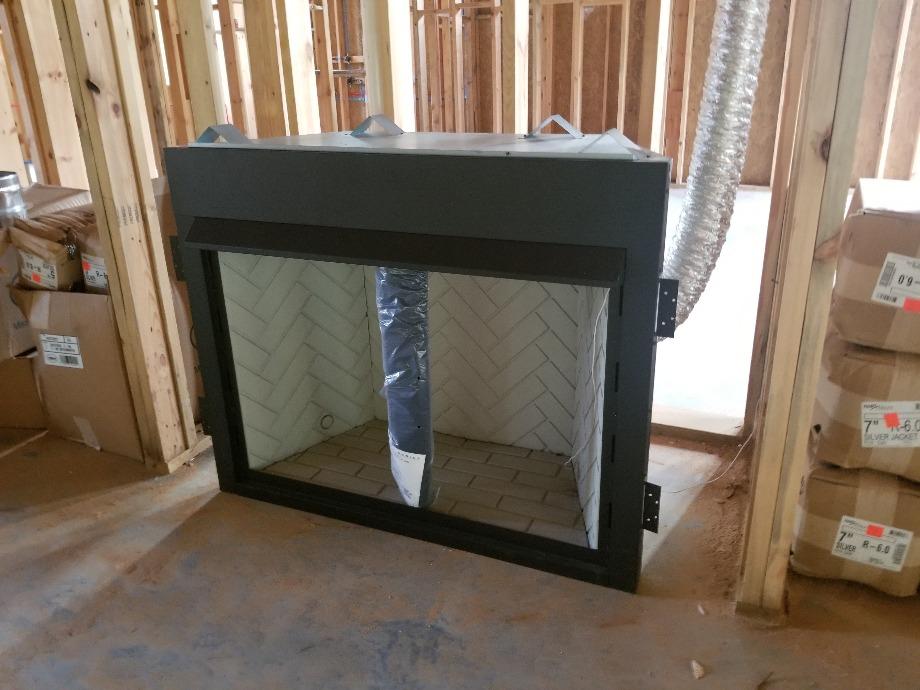 Fireplace insert install  Saint Bernard Parish, Louisiana  Fireplace Installer