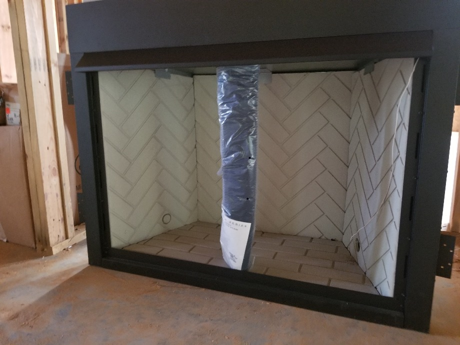 Fireplace insert install  Marion County, Mississippi  Fireplace Installer