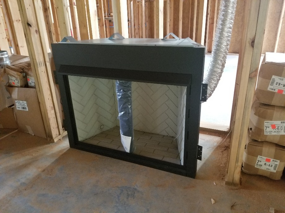 Fireplace insert install  Perry County, Mississippi  Fireplace Installer